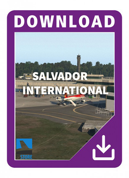 SBSV - Salvador / Bahia International Airport