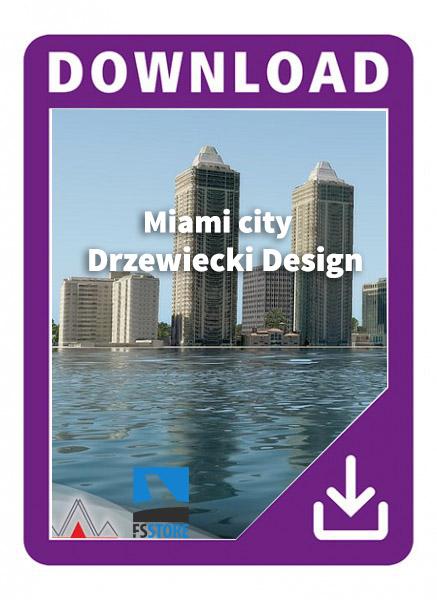 Miami city XP Drzewiecki Design