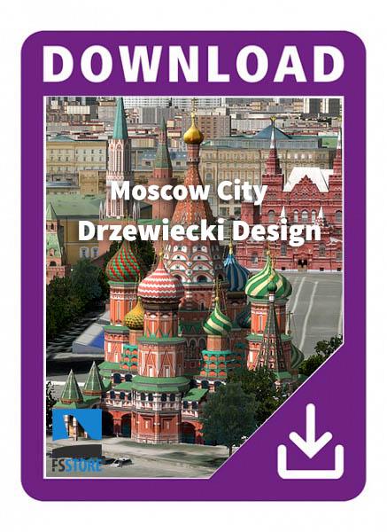 Moscow city XP Drzewiecki Design