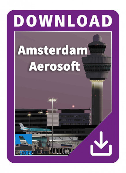 Aerosoft EHAM amsterdam