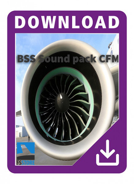 JARDesign A320 CFM Sound Expansion Pack v4