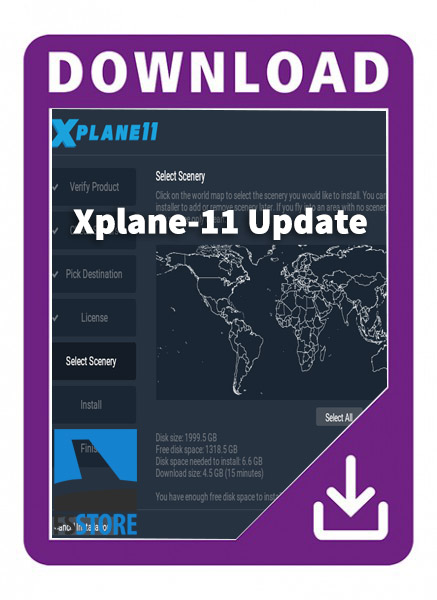 Xplane update + amoozesh