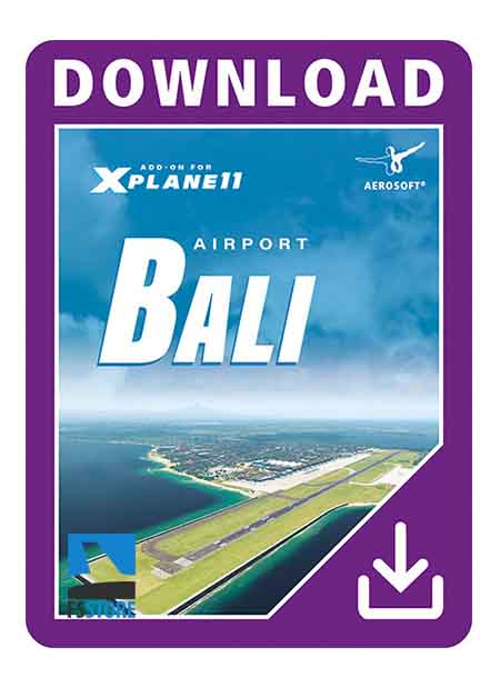 Airport Bali Aerosoft