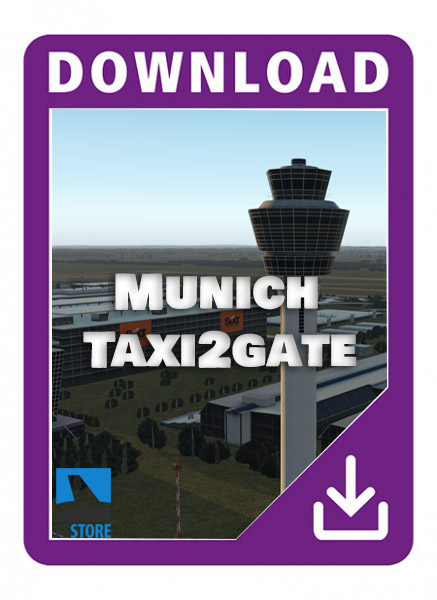 EDDM munich taxi2gate
