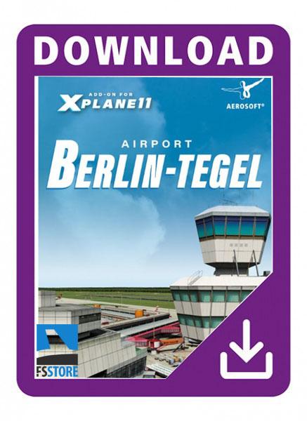 Aerosoft Berlin-Tegel