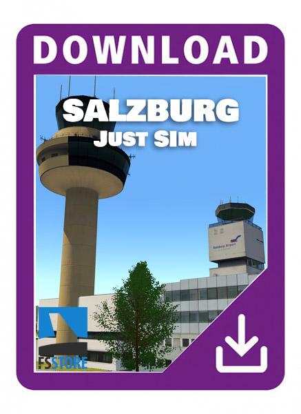LOWS- Salzburg Airport W. A. Mozart