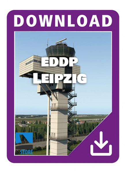 EDDP - Leipzig/Halle International Airport