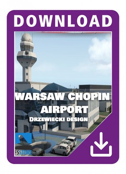 EPWA Warsaw Chopin Airport XP V2