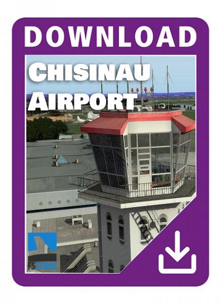 LUKK Chisinau Airport Drzewiecki design
