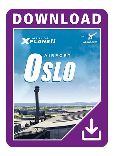 Aerosoft Airport Oslo XP