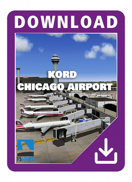 KORD - Chicago OHare International Airport -HD