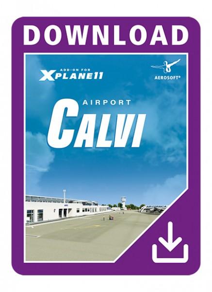 Aerosoft Airport Calvi XP