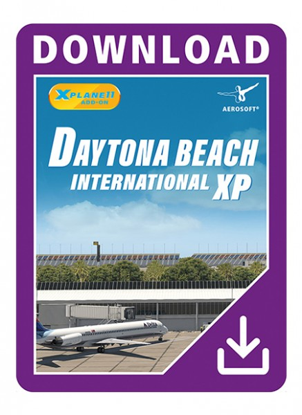 Aerosoft Daytona Beach International XP