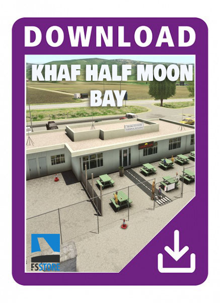 KHAF - Half Moon Bay Airport