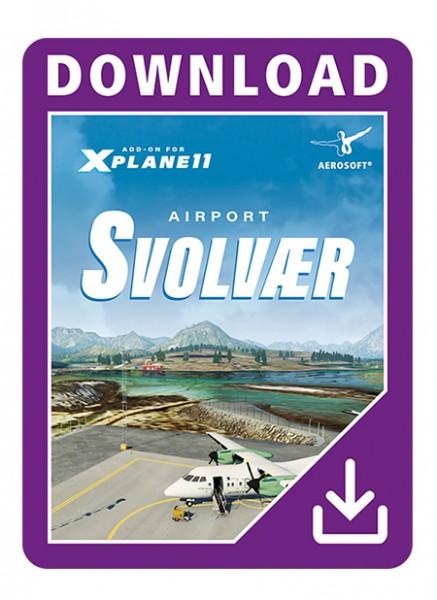 Aerosoft Airport Svolvaer XP