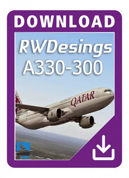 Airbus A330-300 RWDesigns