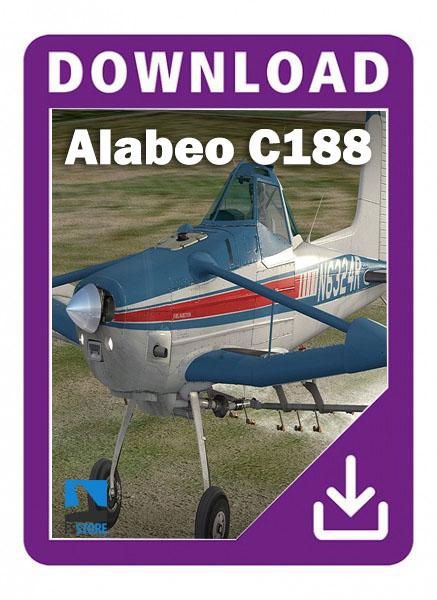 Alabeo C188B AGTRUCK