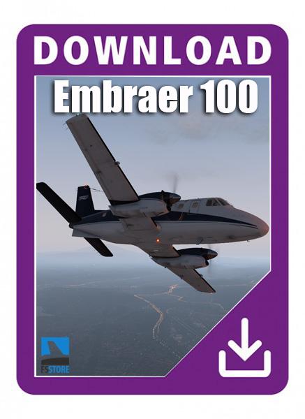 Embraer 110 - Bandeirantes XP11