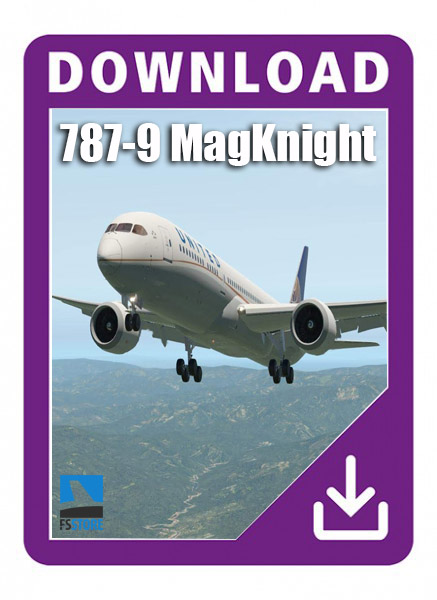 Boeing 787-900 Magknight