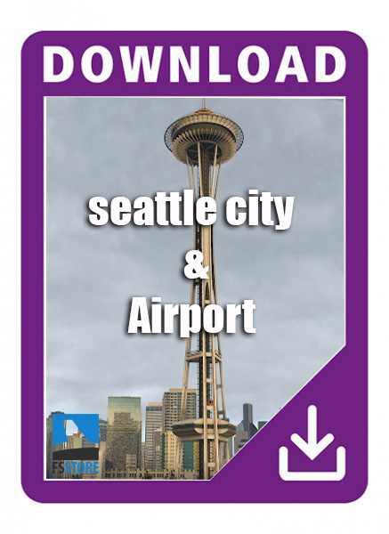 Seattle City&Airport XP