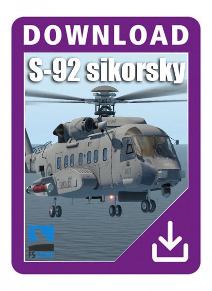 S-92 Sikorsky