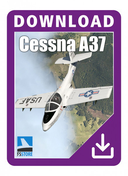 Cessna A-37 Dragonfly V2 XP11