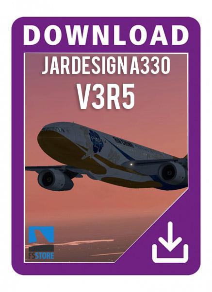 JAR DESIGN A330 V3R5