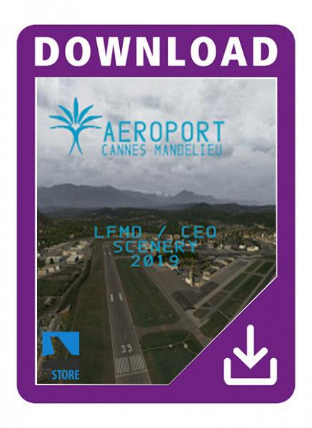 LFMD Cannes - Mandelieu Airport