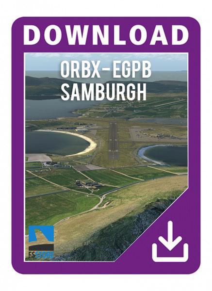 EGPB Sumburgh Airport
