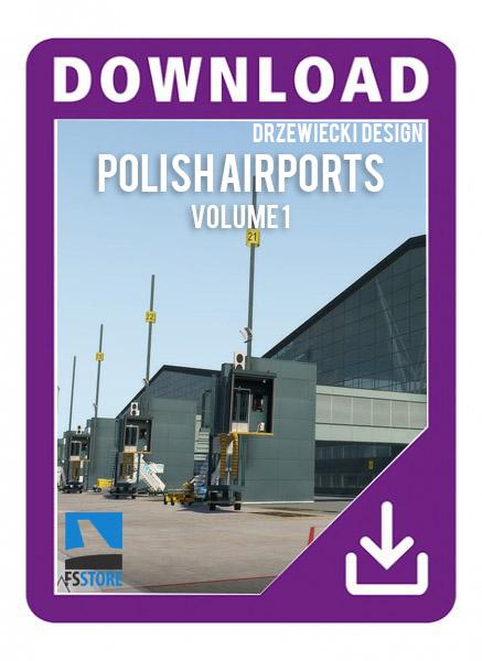 Drzewiecki-Polish Airports Volume1