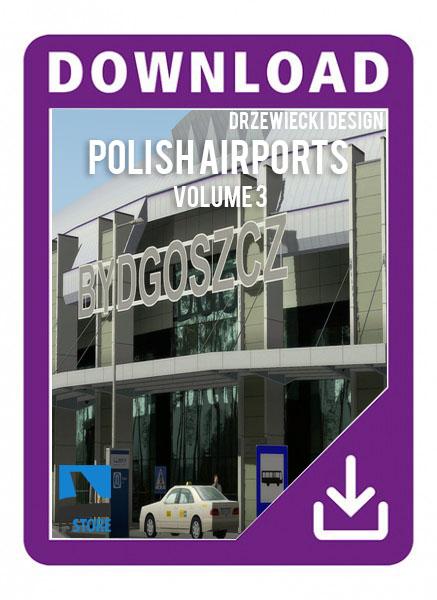 Drzewiecki-Polish Airports Volume 3