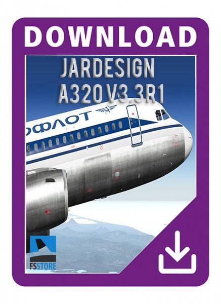 Jar Design A320 V3.3r1