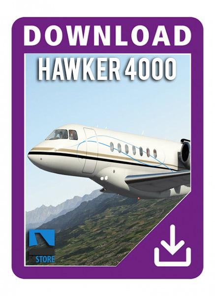 Hawker 4000 XP11