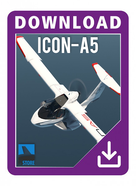 VSKYLABS Test-Pilot: ICON-A5
