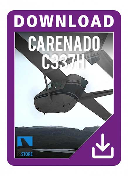 carenado C337 Skymaster HD Series