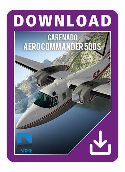 Aero Commander 500S XP11