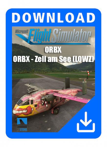 ORBX - Zell am See (LOWZ) MSFS 2020