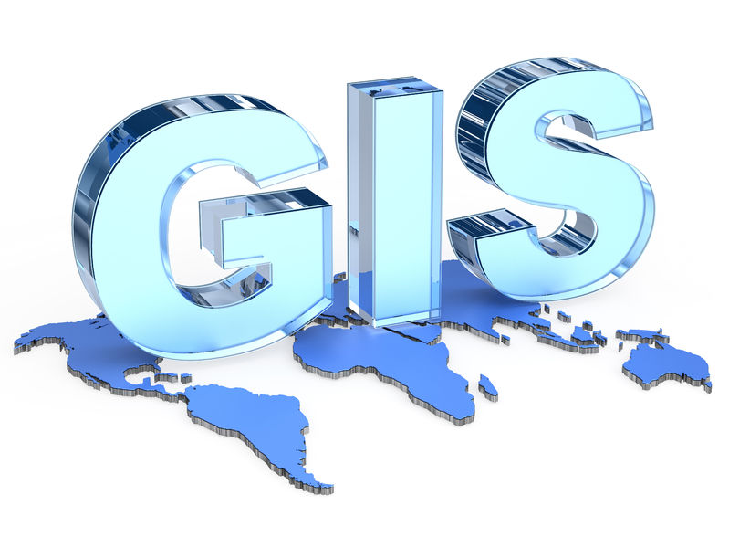 نقشه های GIS شهر و شهرستان خرم آباد