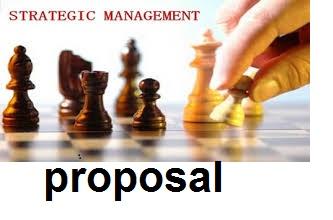 پروپوزال مدیریت با عنوان بررسی موانع اجرای استراتژی در سازمان