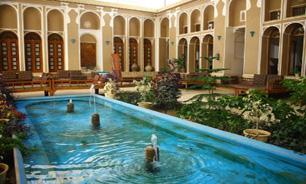 دانلود پلان اتوکد نقشه خانه های سنتی یزد