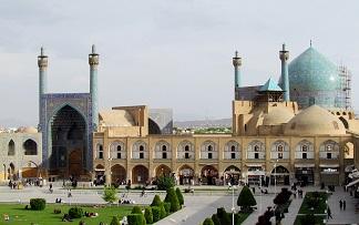 تحقیق در مورد مسجد جامع اصفهان
