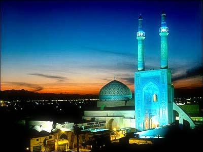 تحقیق در مورد مسجد جامع  یزد