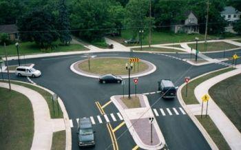مقاله آرامسازی ترافیک درمحلات وخیابانهای مسکونی
