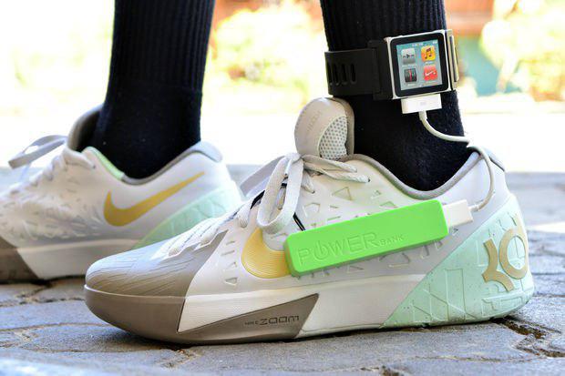 آموزش ساخت کفش مولد برق