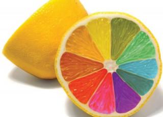 مقاله رنگها در صنایع غذایی