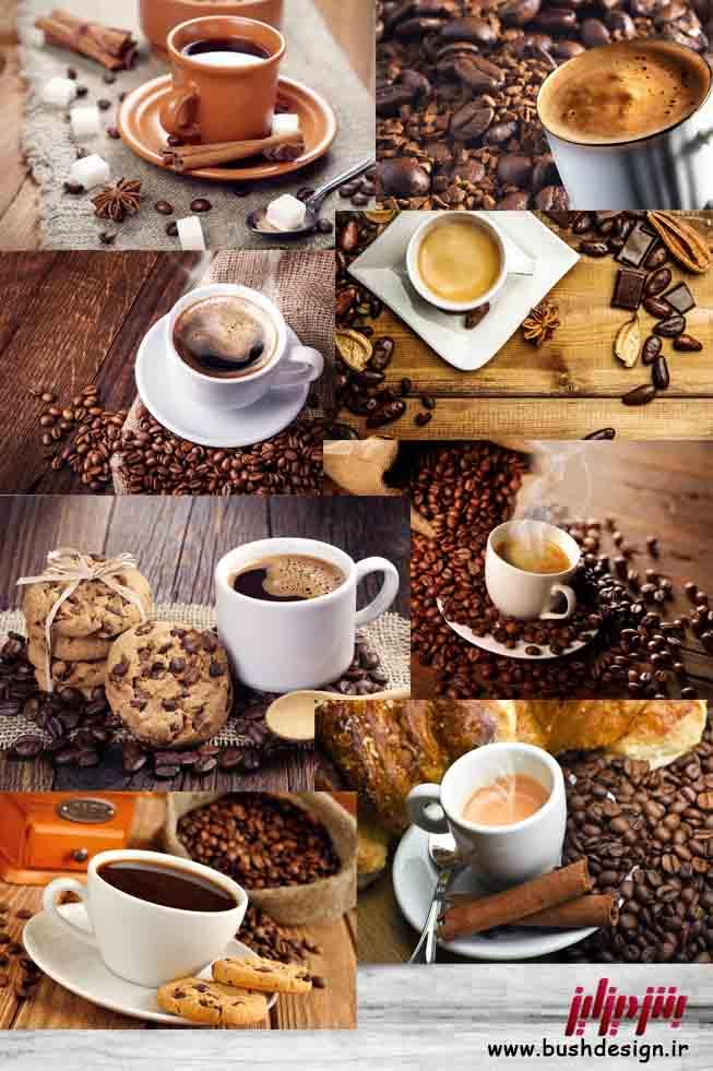 وایپرهای HD از فنجان قهوه
