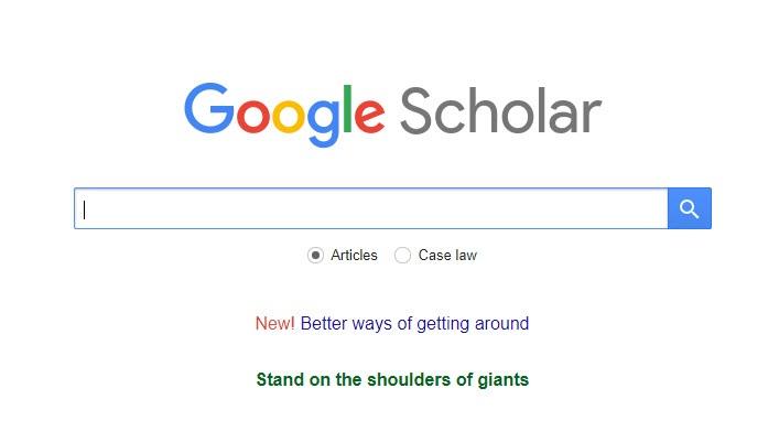 آموزش جامع سرچ علمی در google scholar