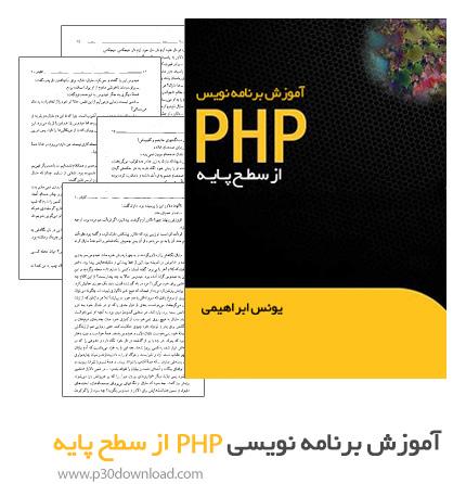 اموزش برنامه نویسیPHP