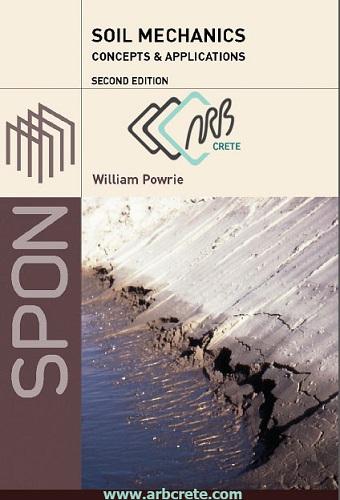 دانلود کتاب لاتین مفاهیم مکانیک خاک و کاربردها ویرایش دوم ویلیام پوره