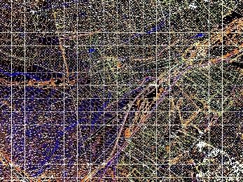 نقشه کاداستر کاشان-قسمت دوم